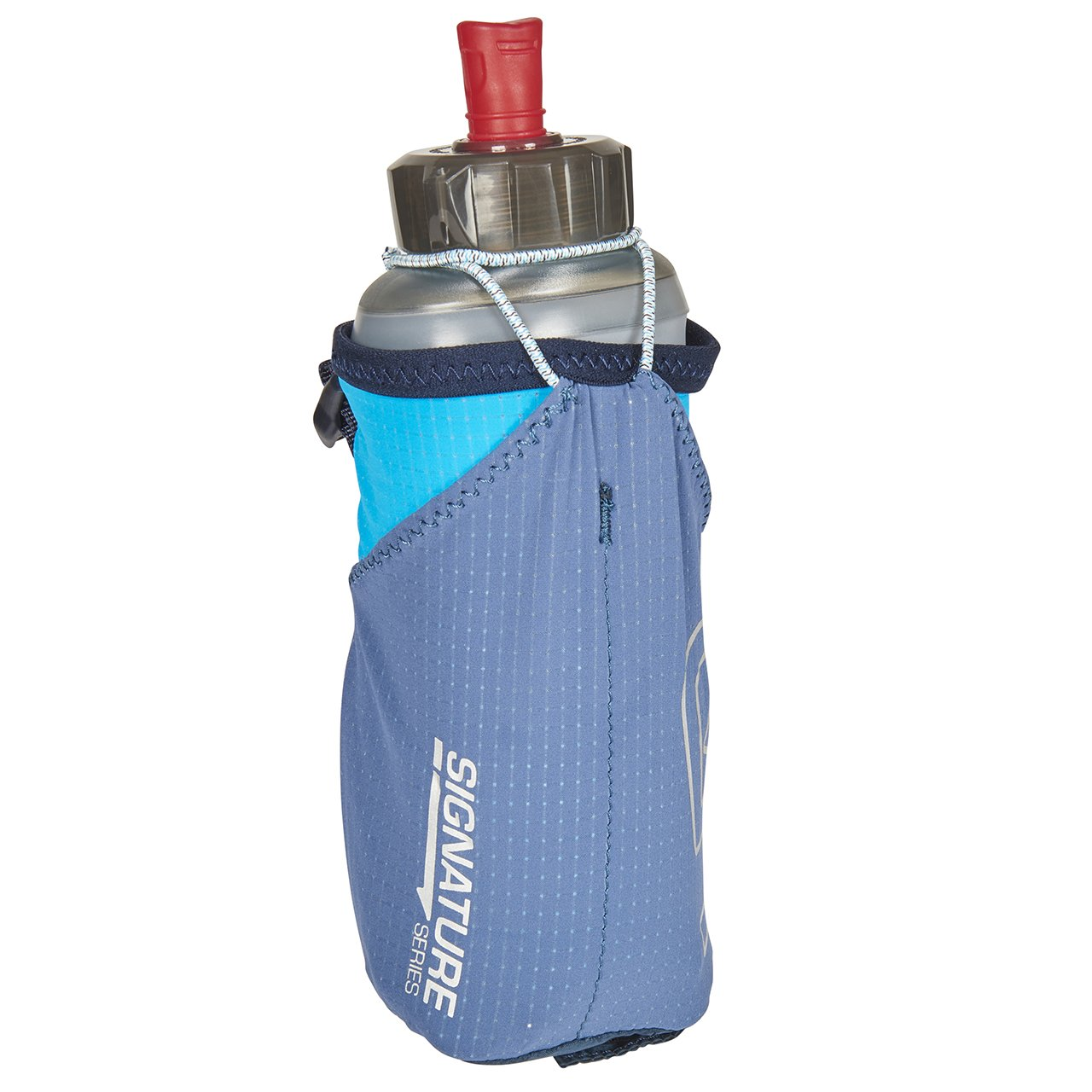 Ultimate Direction EDC (Every Day Clutch) Water Flask Holder, Signature Blue, OneSize