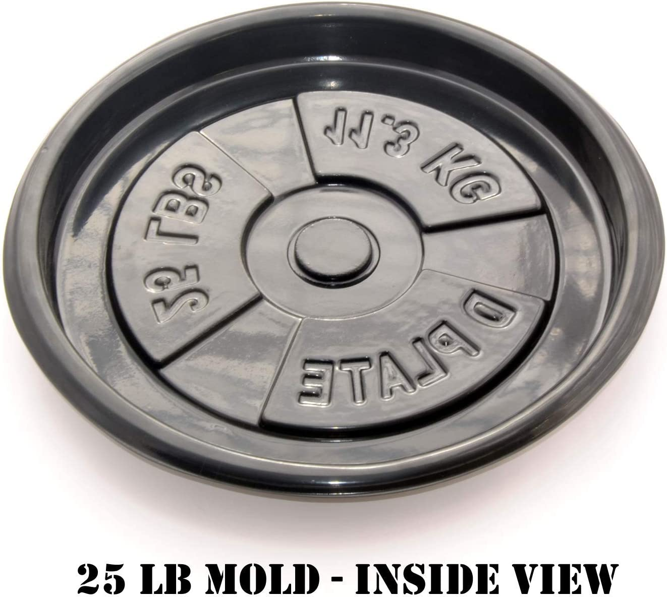 25-45 LB Concrete Weight Plate Molds Triumph MFG Mold for DIY ...