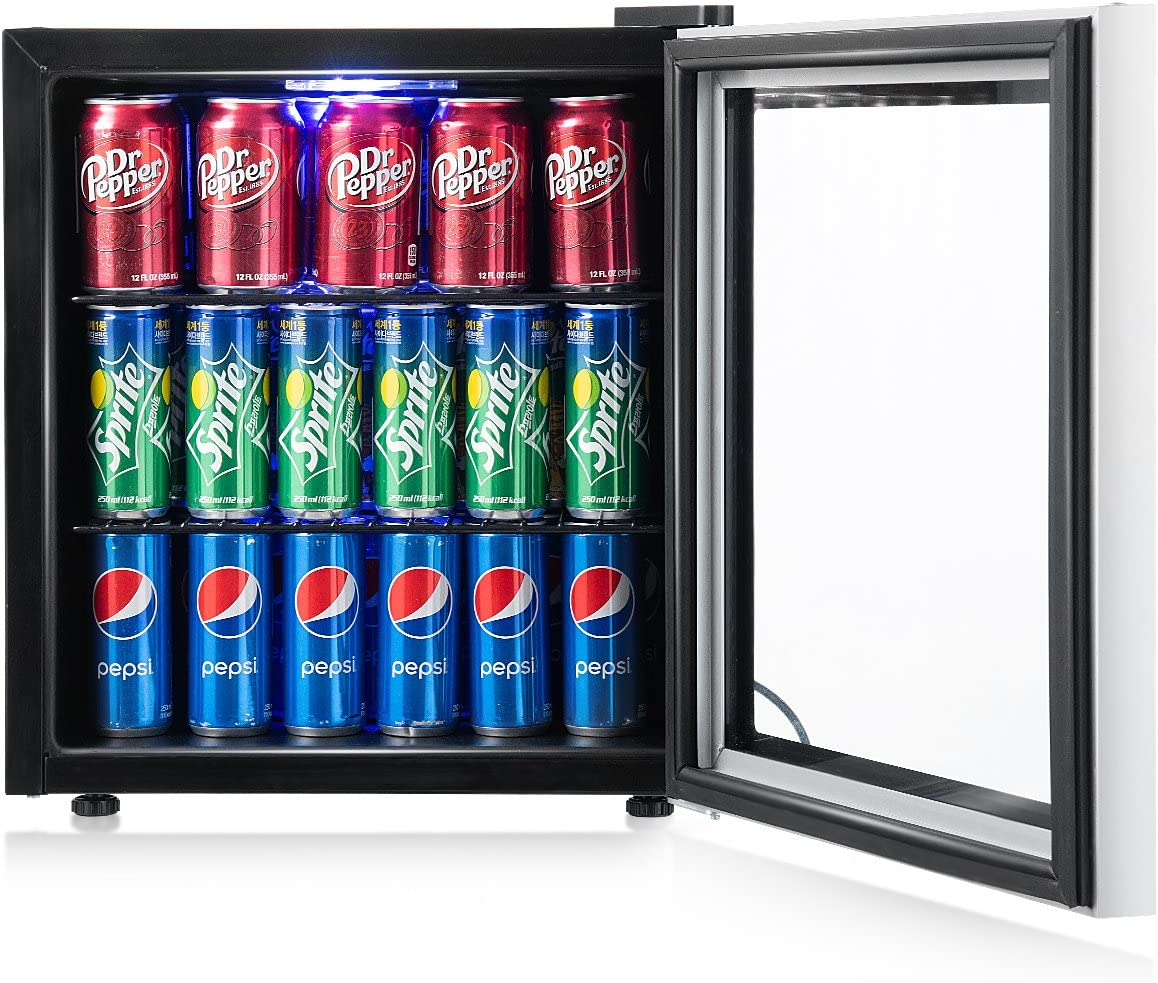 Nightcore, countertop, freestanding, beverage, drink chiller, refrigerator, mini fridge, beer, wine cooler