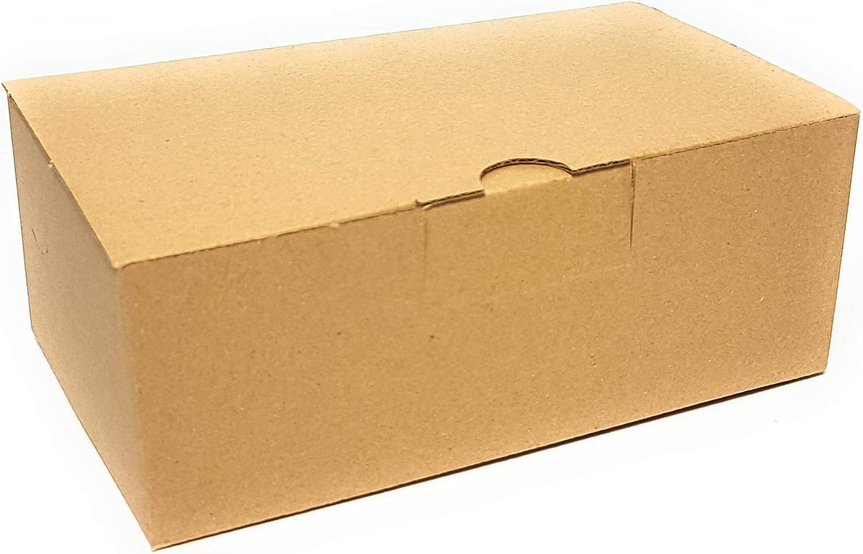 50x) Cajas Cartón Medianas para envíos - 190x110x75mm - Fabricadas ...