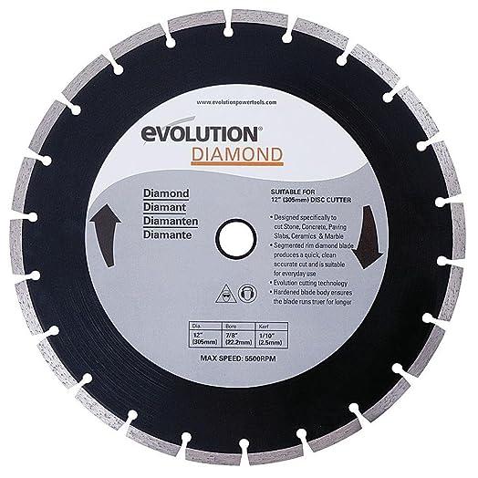 Evolution diamond blade 305 mm amazon diy tools evolution diamond blade 305 mm greentooth Gallery