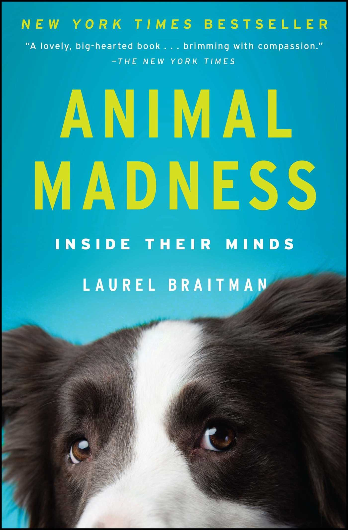 Animal Madness: Inside Their Minds: Laurel Braitman: 9781451627015 ...