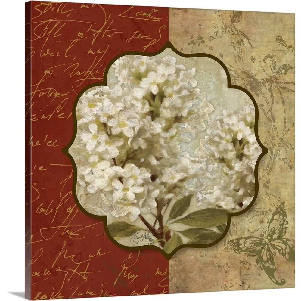 Elizabeth Medleyプレミアムシックラップキャンバス壁アート印刷題名Tuscan Glimpse I 16