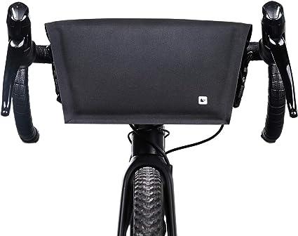 Amazon Com Rhinowalk Bike Handlebar Bag Waterproof 4l Bicycle Front Bag Handbag Shoulder Bag For Cycling Commuting Traveling Black Sports Outdoors