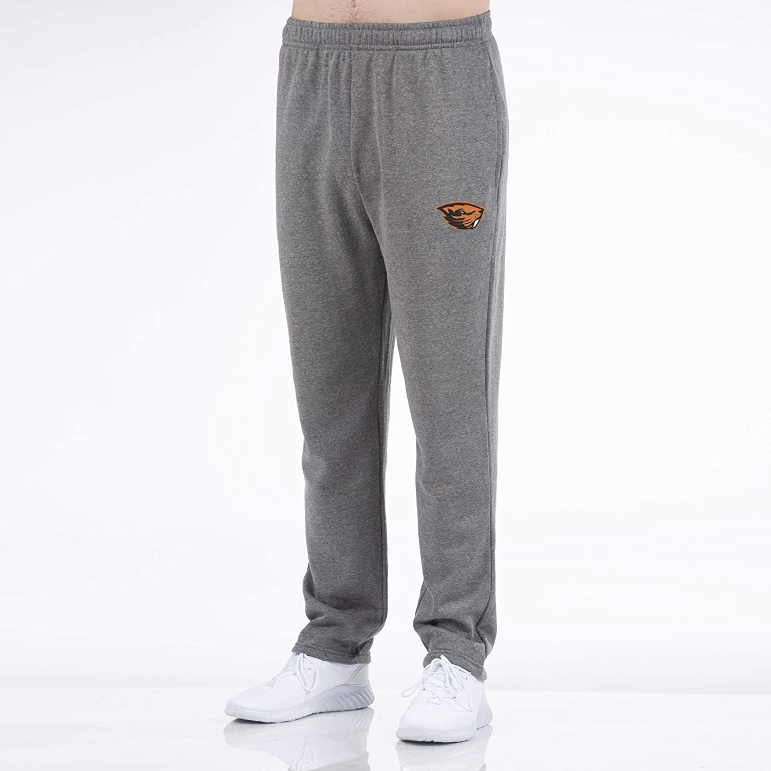 Graphite Heather X Large Top of the World Oregon State Beavers Mens Sweatpants Icon