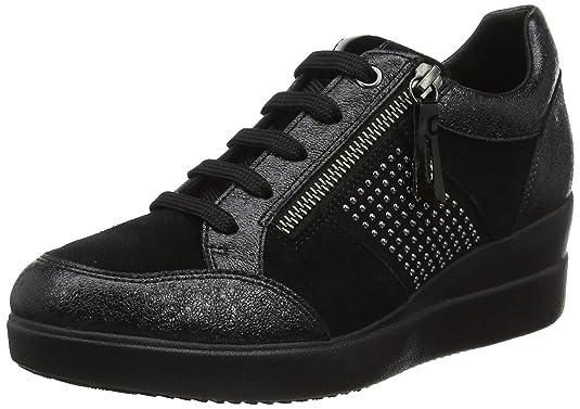 Geox Damen D Stardust D Sneaker 7EOoI