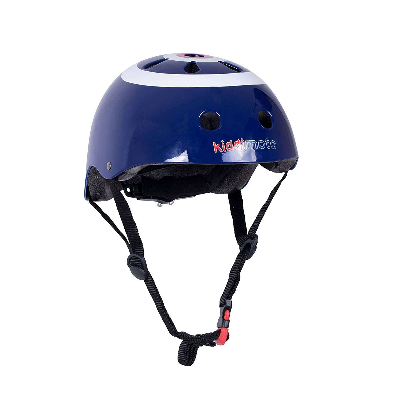Kiddimoto - KMH 002/S - Vélo et Véhicule pour Enfant - Casque Target - Small   B005F2GYKI