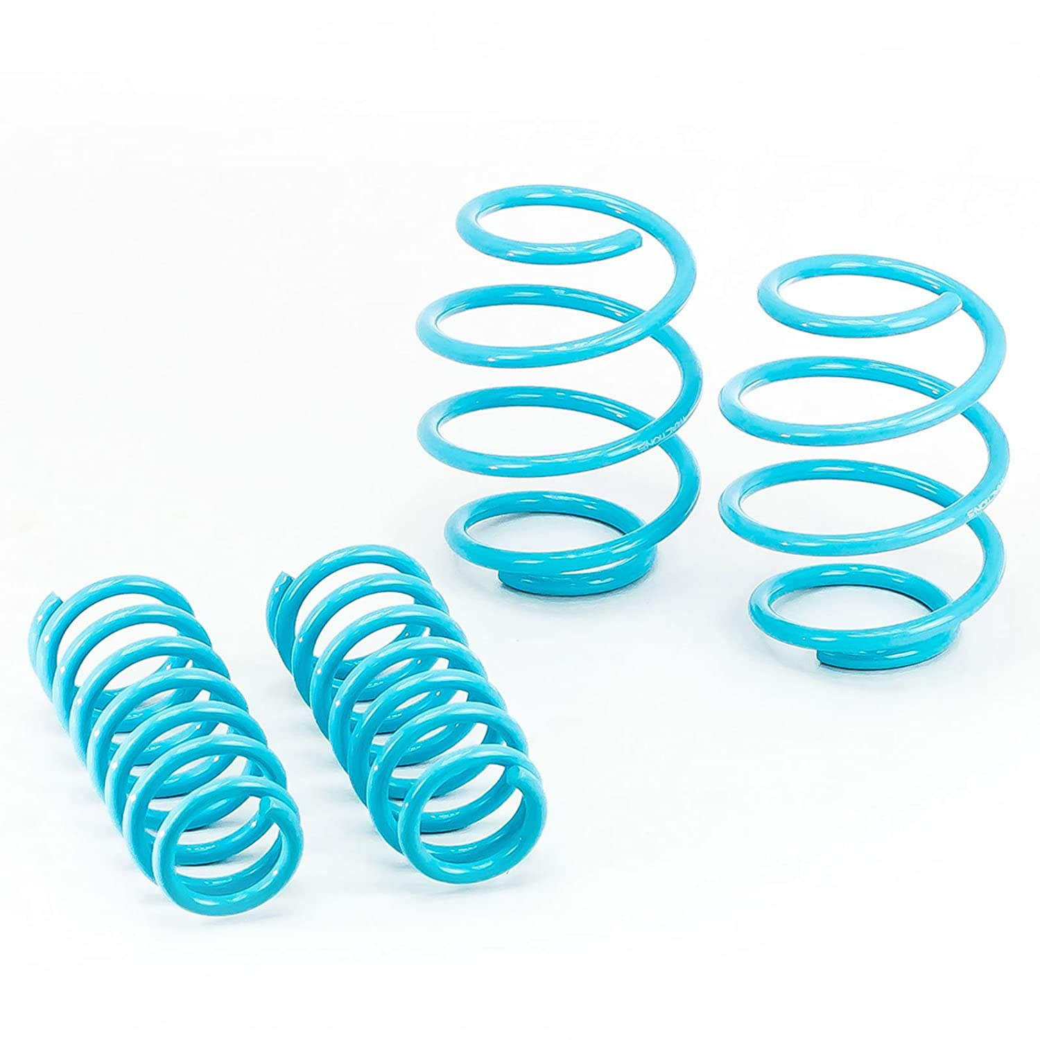 Godspeed LS-TS-HI-0003 Traction-S Performance Lowering Springs Improve Overall Handling And Steering Response