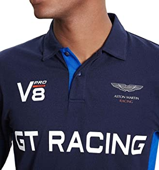 Polo Hackett Aston martin racing tc gtr ls: Amazon.es: Ropa y ...