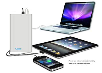 Amazon.com: Lizone Extra Pro Power Bank External Battery ...