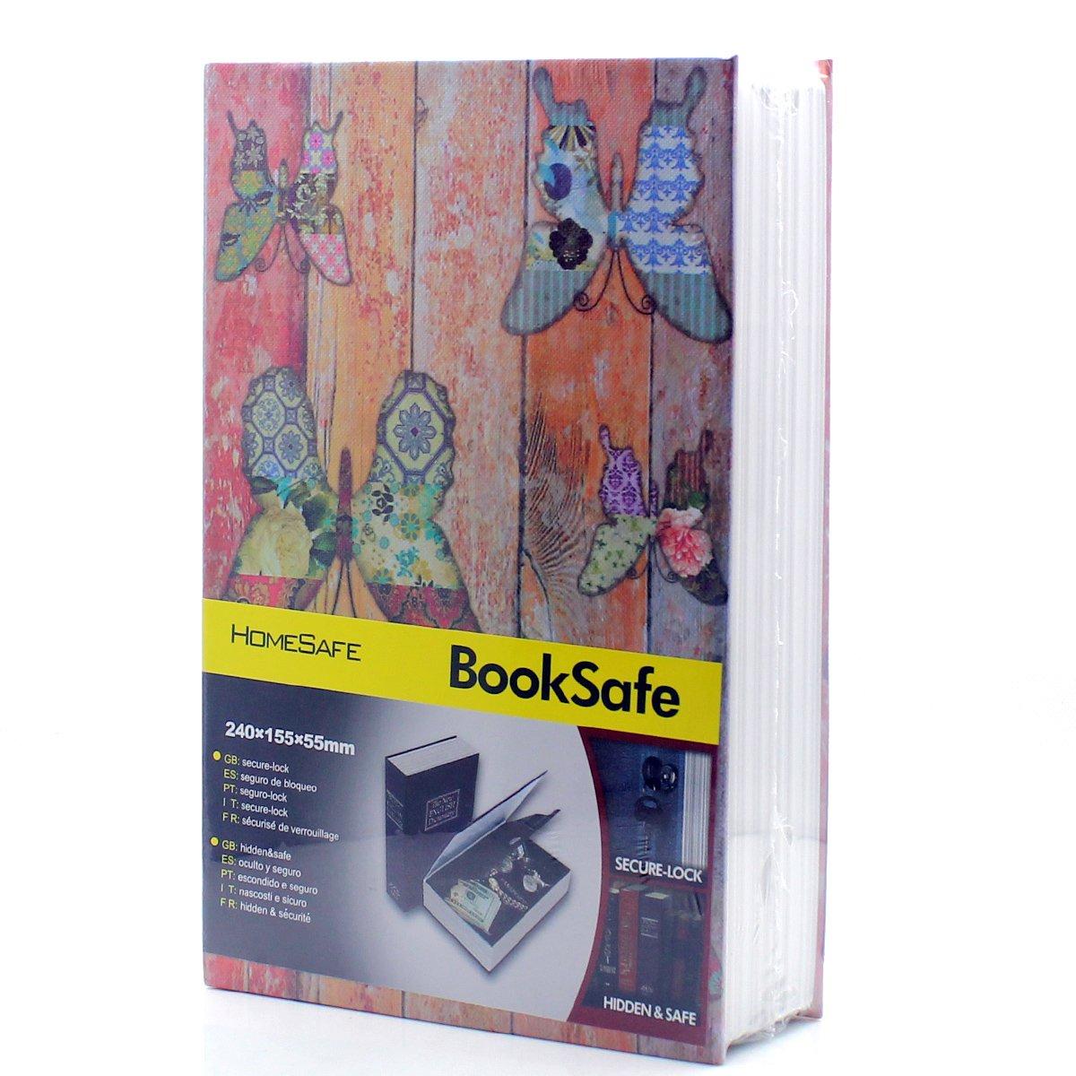 Diccionario desviación libro seguro con estuche de metal ...