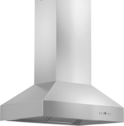 ZLINE 48 in. Island Mount Range Hood in Stainless Steel 697i-48