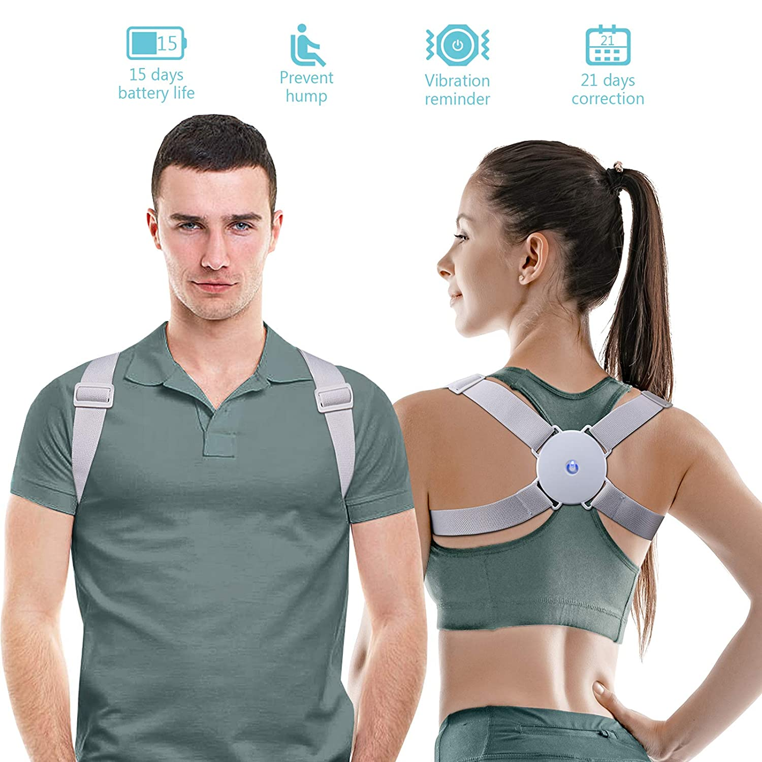 MeaMae Care Posture Corrector for Men, women and Kids