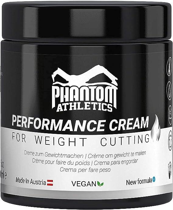 Phantom - Crema de sudoración para adelgazar, adelgazar, corte Weight-Cut | Sweat Cream