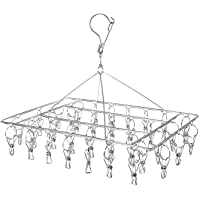 Qualsen Stainless Steel Hanging Clothes Drying Rack