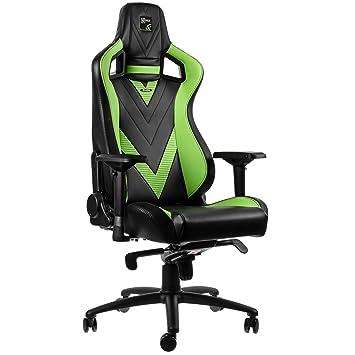 Gaming Stuhl Edition Epic Schwarzgrün Noblechairs Nvidia eBWQdCrxo