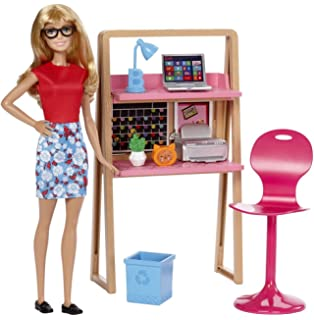 faro 1566 - cucina con seggiolino barbie: amazon.it: giochi e ... - Giochi Di Cucina Di Barbie