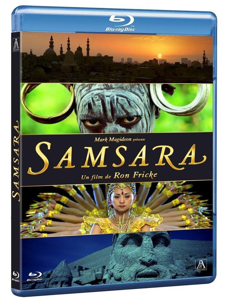 Samsara [Francia] [Blu-ray]: Amazon.es: Ron Fricke: Cine y ...