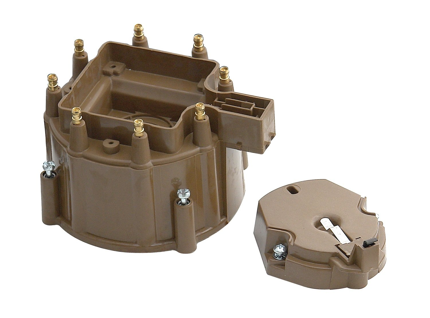 ACCEL 8122 Distributor Cap and Rotor Kit - Tan