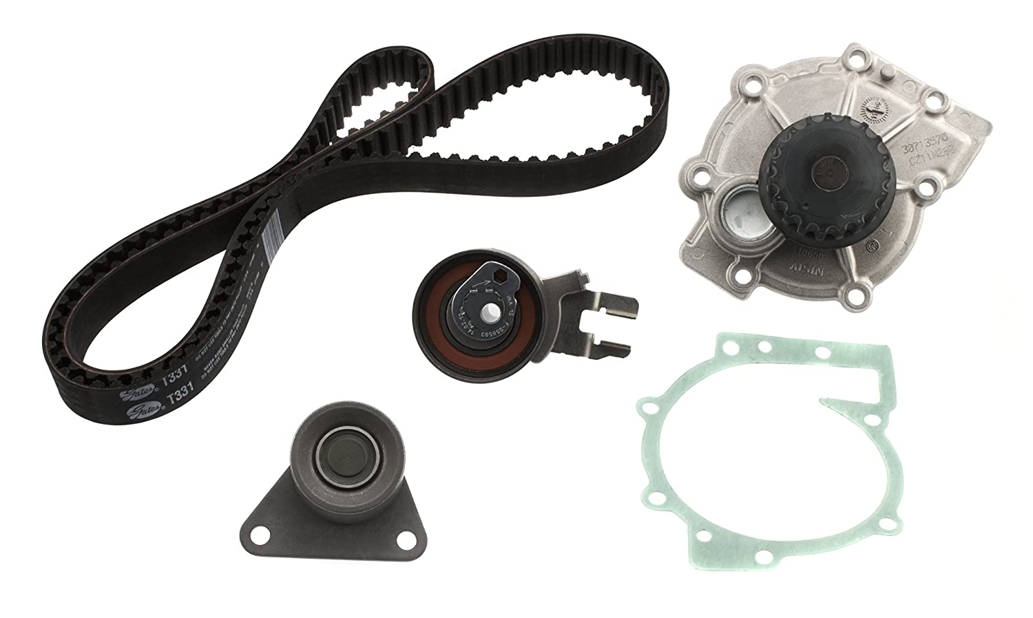 AISIN TKV-003 Engine Timing Belt Kit with Water Pump