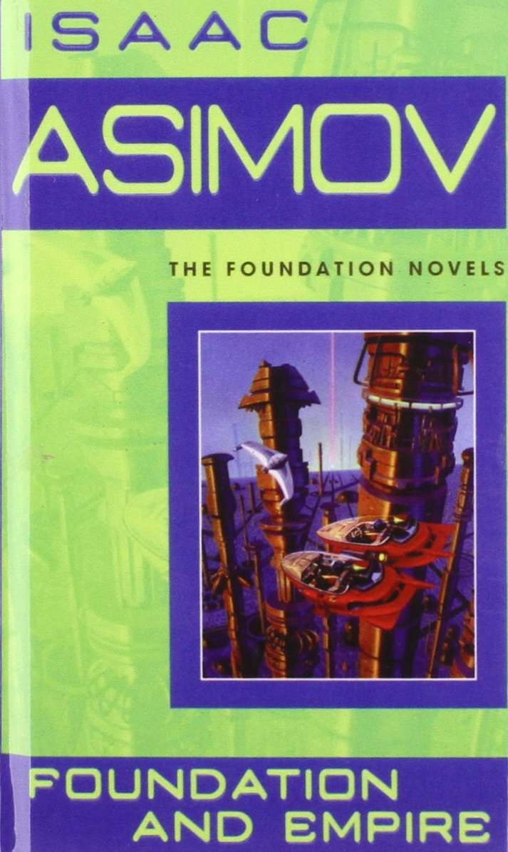 Download Foundation and Empire ebook