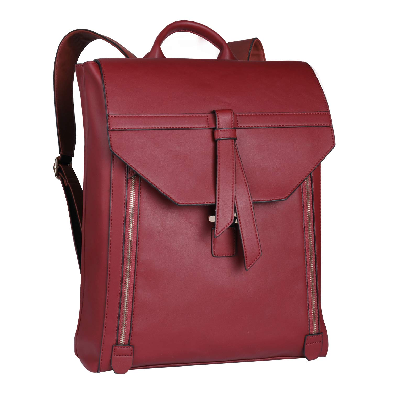 Estarer Women Fashion Leather Backpack for Travel Work College Laides PU Leather Backpack by Estarer (Image #1)
