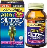 オリヒロ 高純度 グルコサミン・コンドロイチン 360粒(36日分)