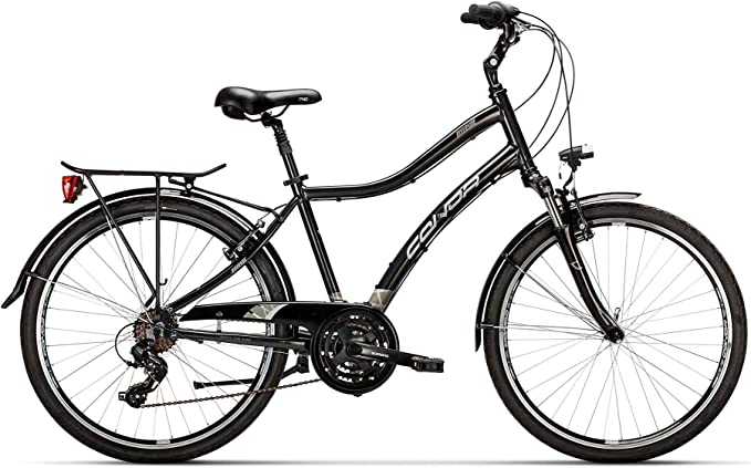 Conor Riverside Bicicleta Ciclismo Hombre, Gris: Amazon.es ...