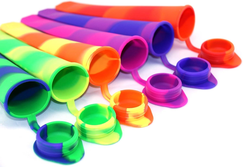 Joyoldelf Juego de 6 moldes de silicona para cocina Ice Mold Ice Mold Maker Moulds 100/% silicona de calidad alimentaria sin BPA