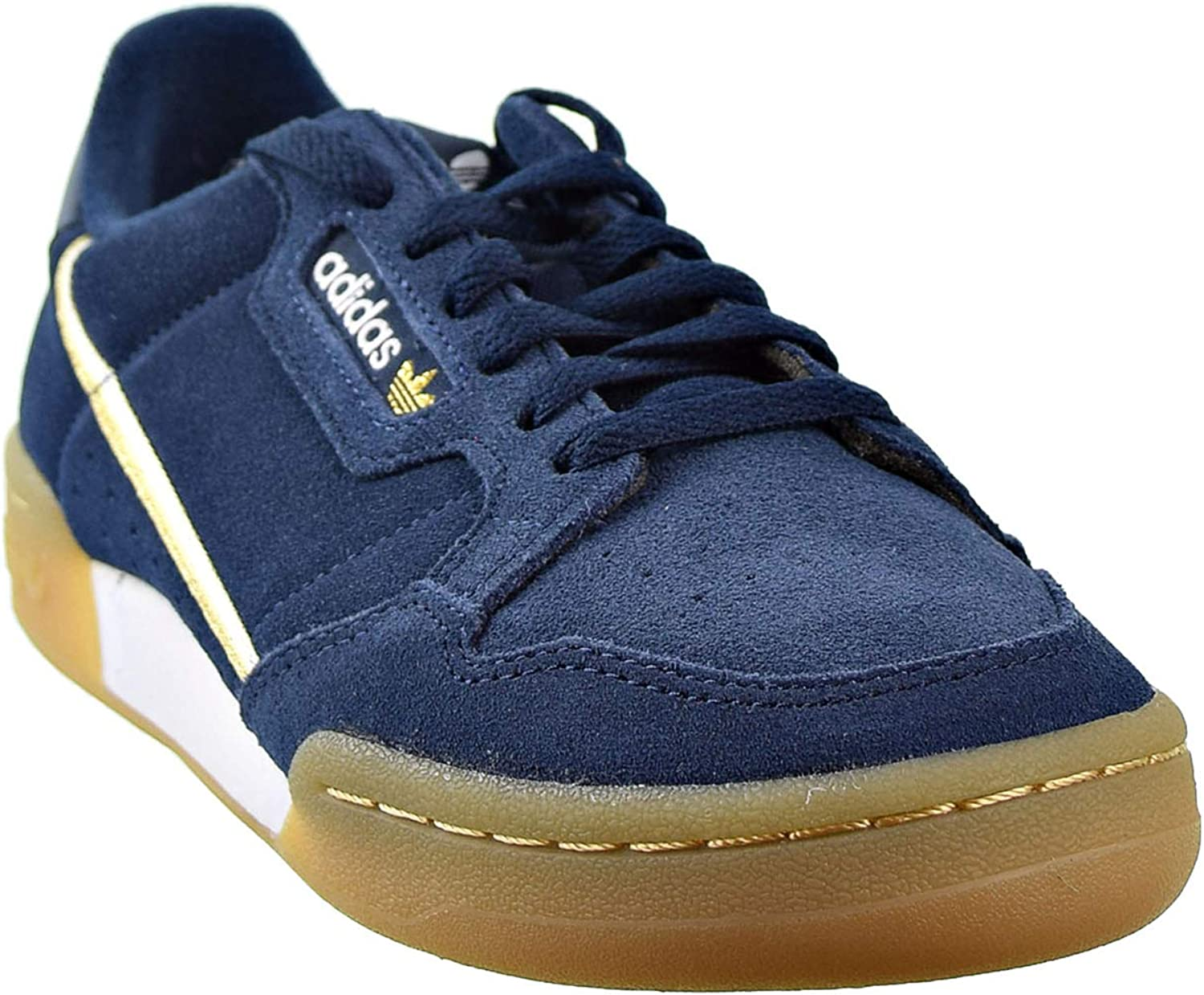 adidas Continental Herren 80 Schuhe Colligiate Navy Cloud White Gold Metallic