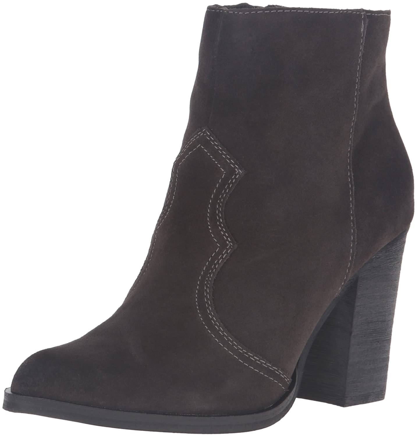 Dolce Vita Women's Caillin Ankle Bootie B01EMC8JAY 9 B(M) US|Anthracite