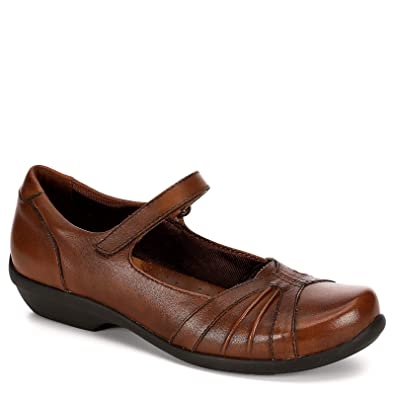 B JORNDAL Bjorndal Womens Hattie Casual Leather Mary Jane Shoes 534378c20a