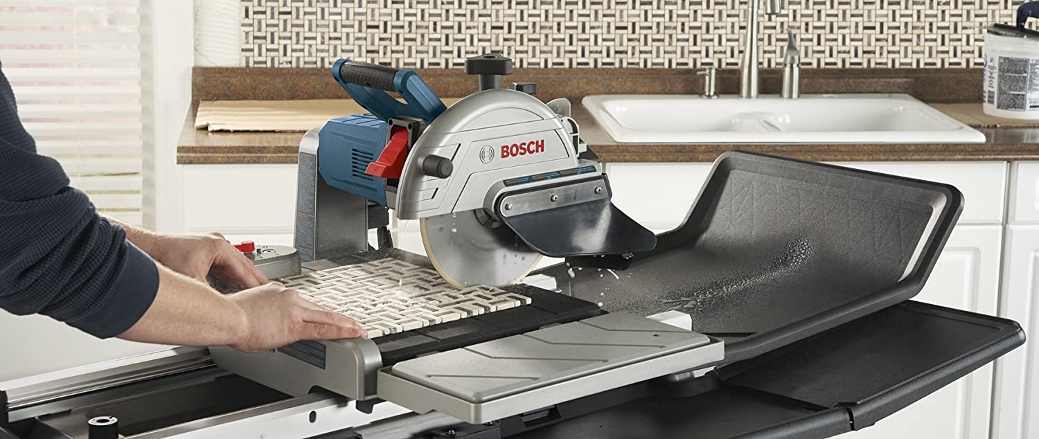 Bosch TC Inch Wet Tile And Stone Saw Discontinued By - Bosch tile saw for sale