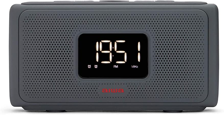 Aiwa Cru 80 Bt Radio Usb Bluetooth Aux In Elektronik
