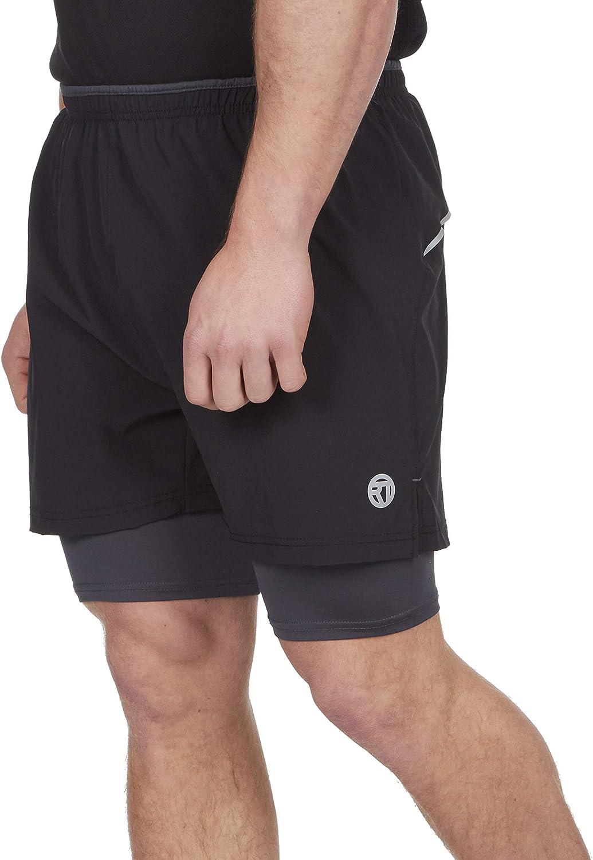 Mens Activewear Sports Running Shorts