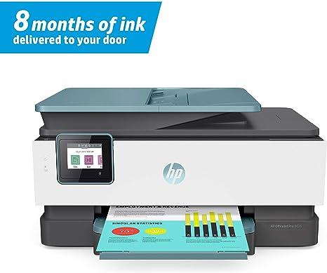 Amazon.com: HP OfficeJet Pro 8035 Impresora inalámbrica todo ...