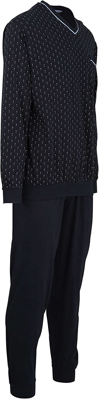 B/ündchen Costume da Bagno Uomo V-ausschn G/ötzburg Pyjama