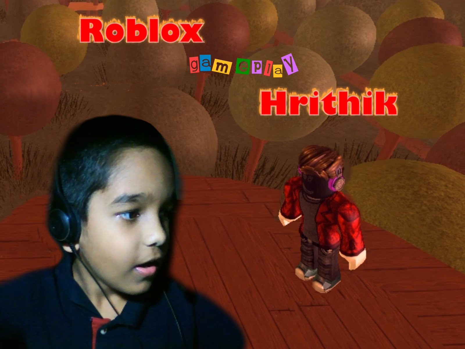 Amazon com: Watch Clip: Roblox Gameplay Hrithik | Prime Video