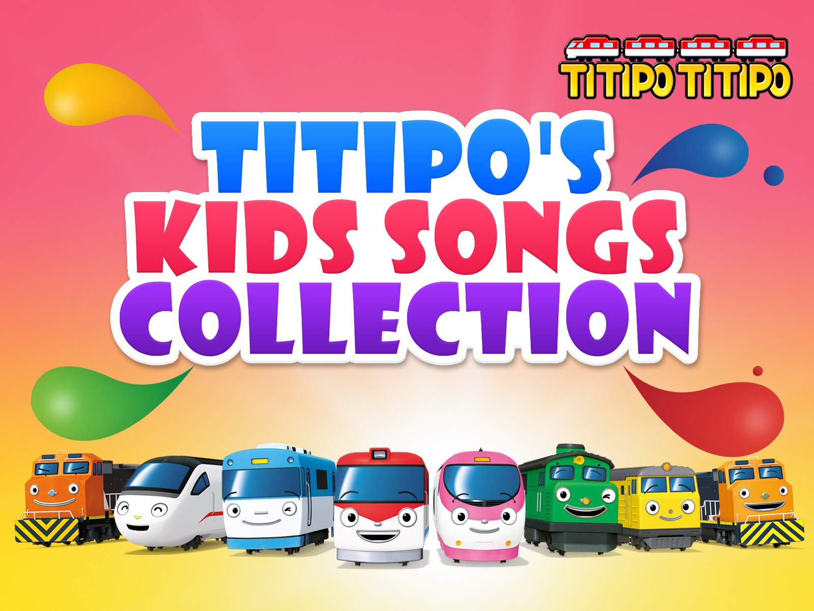 Titipo's Kids Songs Collection on Amazon Prime Video UK