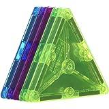 Dujardin - 32125 - Jeu De Construction - Magnétique Et Découvertes Recharges - Triangles Rectangles - 5 Pièces