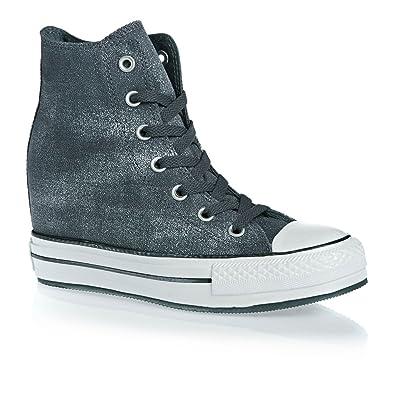 0501f60fb9f Converse Chuck Taylor All Star Platform Plus Sparkle Wash Shoes Size ...