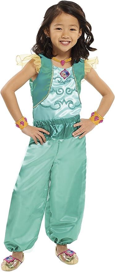 Shimmer and Shine - Conjunto vestidos mágicos de Shine (Giochi ...