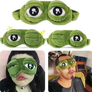 Eyes - Fundas para dormir, diseño de rana de ojos: Amazon.es ...