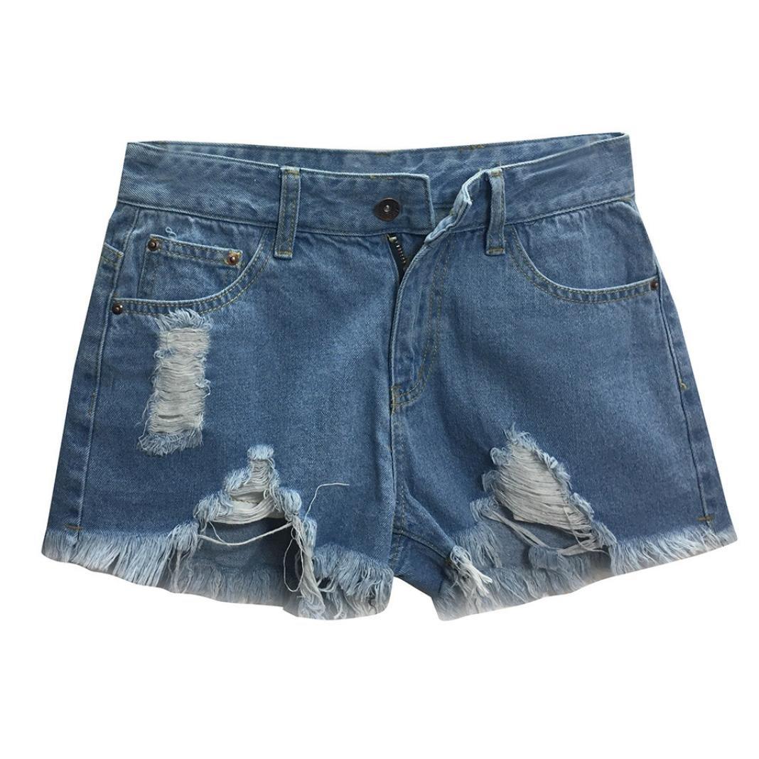 Jeans mujeres, toamen Short en Jean ajustados mujeres mini-shorts ...