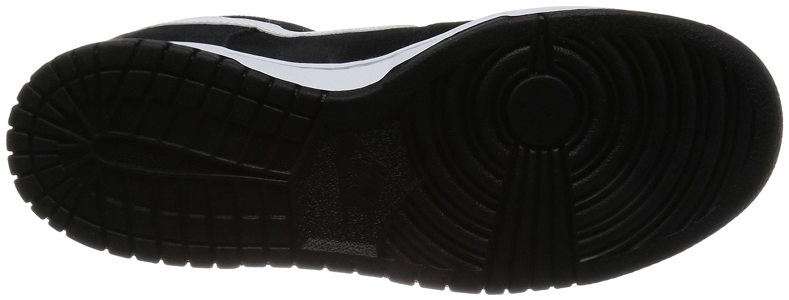 NIKE Mens Dunk Low Pro Black/White Skate Shoe 9 Men US