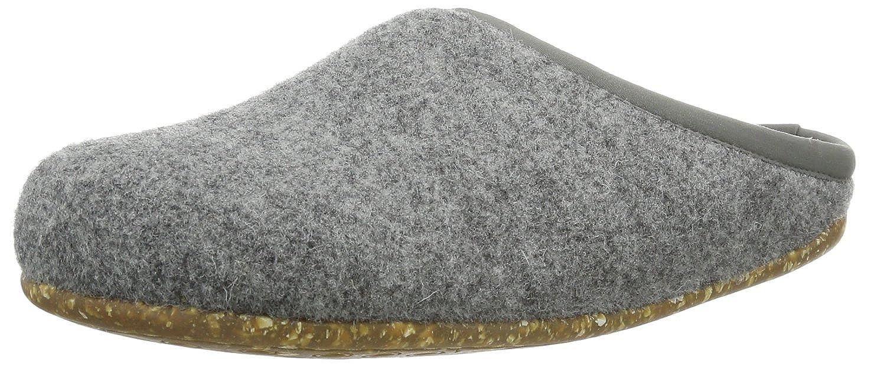 Camper Wabi 20889-014 - Zapatillas de casa de fieltro para mujer, color gris, talla 35: Amazon.es: Zapatos y complementos
