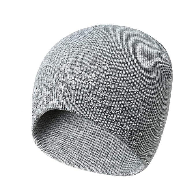 Longzjhd Slouch Long Beanie Mütze Leicht Und Weich Für Damen Und