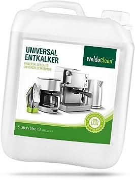 WoldoClean Descalcificador para máquinas de café esprreso manuales y automáticas 5 litros: Amazon.es: Hogar