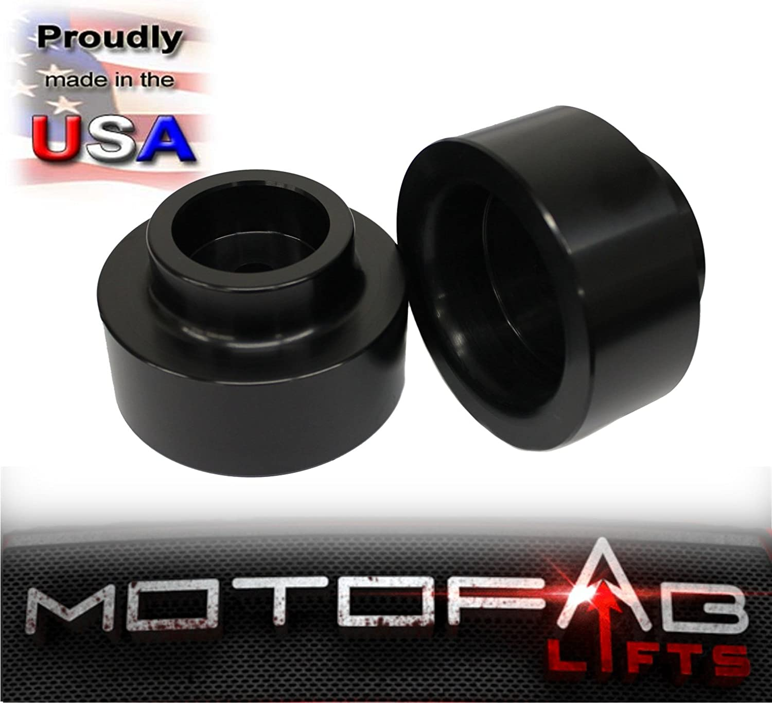 """SR CHEVY GMC 1500 TAHOE YUKON AVALANCHE 2.5/"""" REAR LIFT LEVELING KIT SPACERS"""