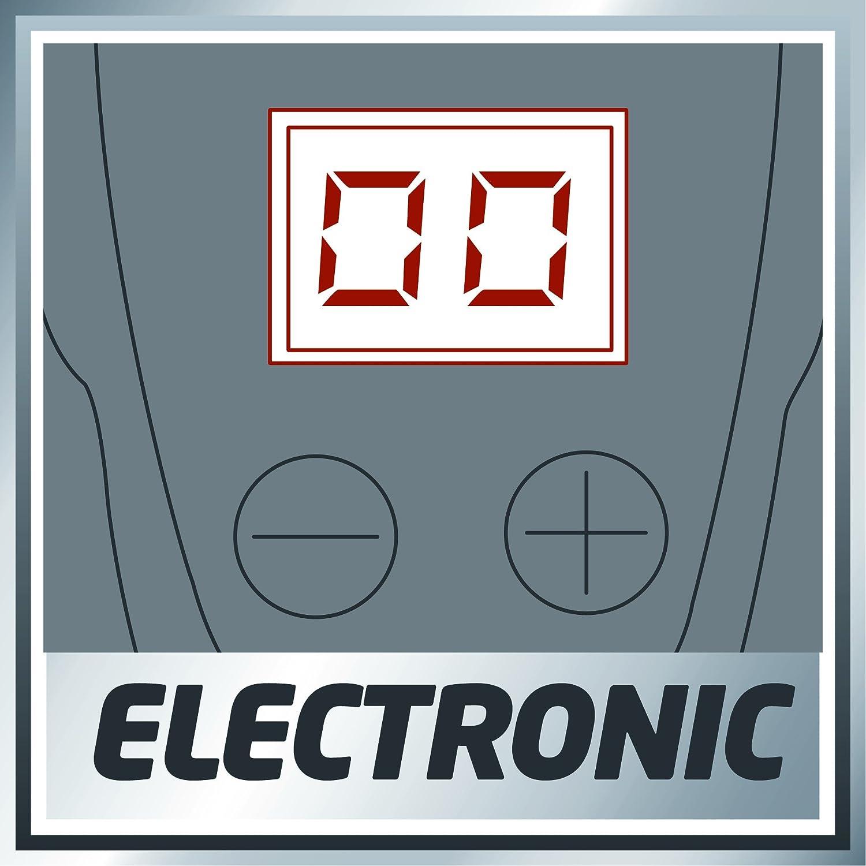 1000-3500 Rpm 1100 W Einhell CC-PO 1100//2 Lucidatrice e Levigatrice per Auto Rosso//Nero